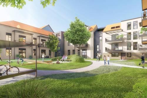 Ideale Pärchenwohnung im grünen Eggenberg