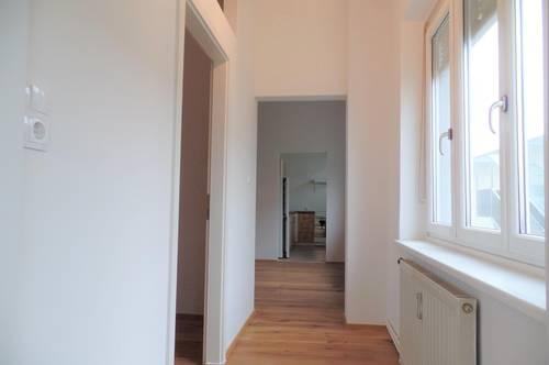 Ab sofort zu beziehen! 3 Zimmerwohnung neu saniert mit Balkon im Ortszentrum Wolfsberg!