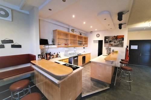 Bar Pub Club Café: voll ausgestattet keine Ablöse
