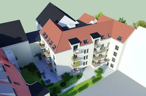 Neubauprojekt im Altstadtzentrum von Leoben