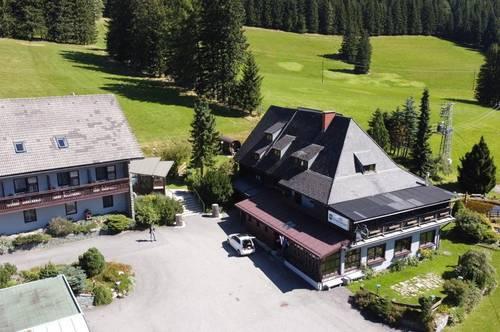 Bestens eingeführtes Hotel im steirischen Wander- & Skigebiet