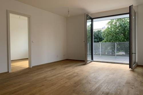2-Zimmer provisionsfrei, Balkon, Nähe U1
