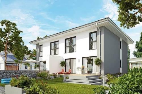 Kössen in Tirol: Neubau Doppelhaus in sonniger Lage