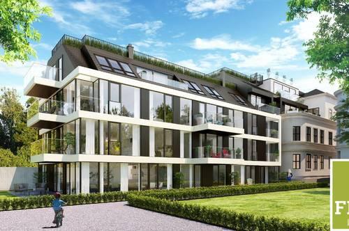 Sonnige 4 Zi-Wohnung mit Balkon und Eigengarten