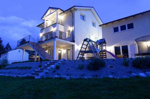 Neues Einfamilienhaus mit Panoramablick provisionfrei zu verkaufen