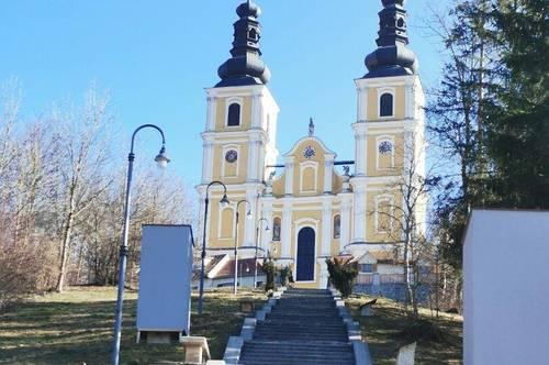 MARIATROST: Maisonetten-Wohnung am Fuße der Basilika