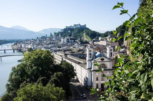 Exklusive Penthousewohnung in Salzburg! ÜBERRAGENDER AUSBLICK