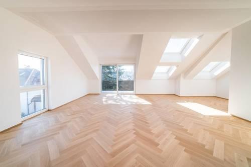 Gipfelstürmer - Dachgeschosswohnung mit Aussicht