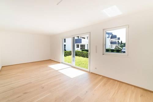 Grashüpfer - Neubau-Gartenwohnung