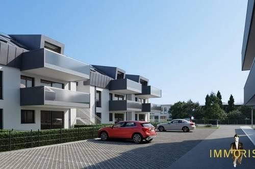Glücksgriff - Neubauwohnung mit XL Balkon