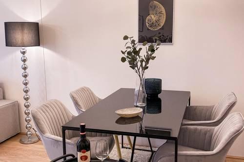 Provisionsfreies Apartment mit Weitblick | kostenloses Gym & Paketboxen |Top 1108