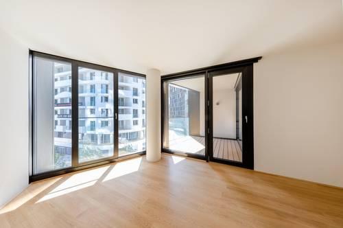 Fairer Luxus | Unbefristete & Provisionsfreie Erstbezugs-Wohnung | 9 m2 Loggia | Top 0311
