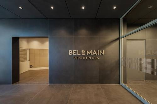 BEL & MAIN Residences | Ruhige 2-Zimmer Wohnung mit unverbaubaurem Blick ins Grüne | Top 0305