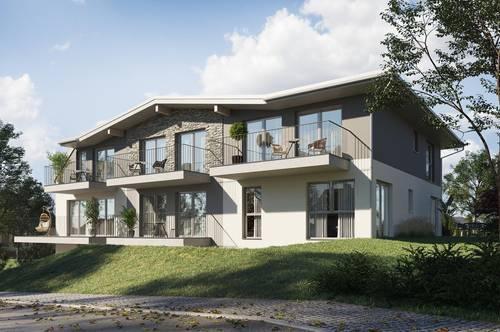Perle in der Villengegend - Effizientes Reihenmittelhaus mit Carport, Keller und Westausrichtung