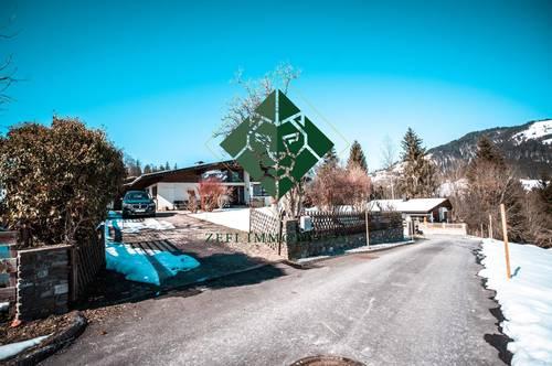Einzigartiges Bergpanorama Grundstück mit Altbestand in Hopfgarten Tirol