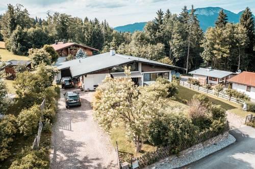 Bergpanorama Chalet mit Charme und Potenzial in Hopfgarten Tirol