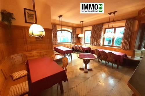 Kufstein: Gasthaus mit Betreiberwohnung und Appartements zu verpachten