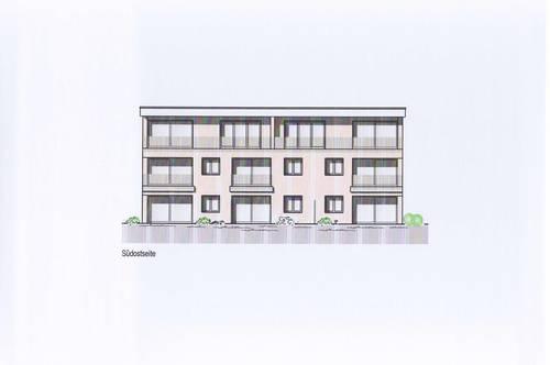 Wohnanlage mit 8 Wohneinheiten in Bürs 45m2 - 78 m2  (Preisbeispiel Wohnung 2 mit Whg. 2 bezeichnet)