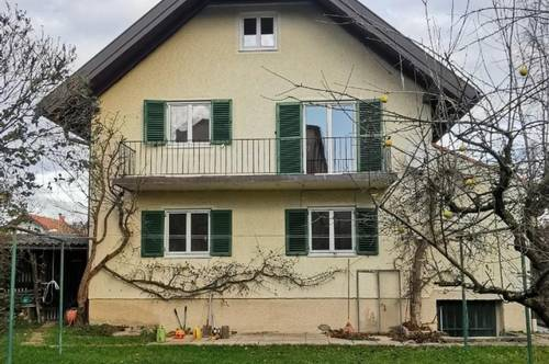 Erfüllen Sie sich Ihren Traum vom Eigenheim in Liefering: Sanierungsbedürftiges Haus mit Potential