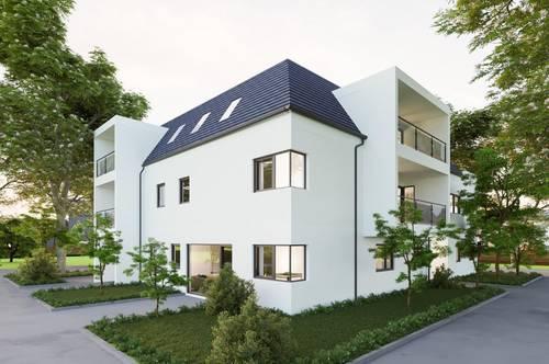 Dorfleben im idyllischen Irrsdorf bei Straßwalchen: 2-Zimmer-Wohnung im Erdgeschoß