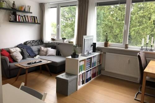 Einziehen und Wohlfühlen: Moderne 2-Zimmer-Wohnung in Bestlage Aigen