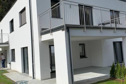 Schöne Neubau Wohnung mit 95m² und Garten ca. 150m²