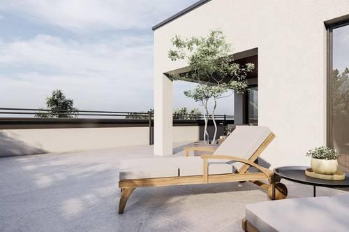 Provisionsfrei ab € 1.295,- mtl.*  Contessa Ragnitz   lichtdurchflutete 4-Zimmer-Penthouse-Wohnung mit Dach-Terrasse