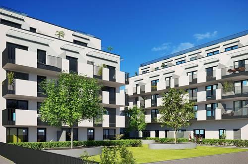 Provisionsfrei ab € 475,60 mtl. ohne Eigenkapital, bonitätsabhängig | All In One Graz-Gösting | exklusive 2-Zimmer-Neubauwohnung