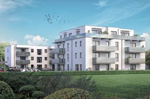 Provisionsfrei ab € 670,- mtl. ohne Eigenkapital, bonitätsabhängig | Werndorf Living | helle 3-Zimmer-Anlegerwohnung