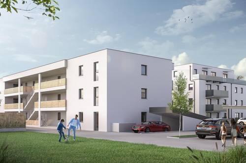 GESCHENK-AKTION | Provisionsfrei ab € 714,04 mtl. ohne Eigenkapital, bonitätsabhängig | Werndorf Living | wunderschöne 3-Zimmer-Wohnung