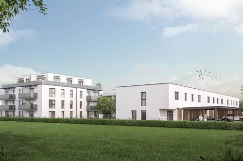 Provisionsfrei ab € 970,- mtl. ohne Eigenkapital, bonitätsabhängig | Werndorf Living | modernes Reihenhaus mit Garten