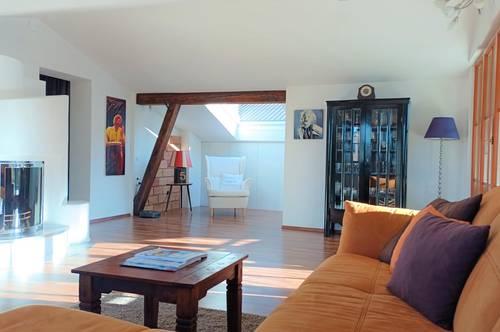 Großzügige 3-4 Zimmer Dachgeschosswohnung in ruhiger Lage in Salzburg Langwied