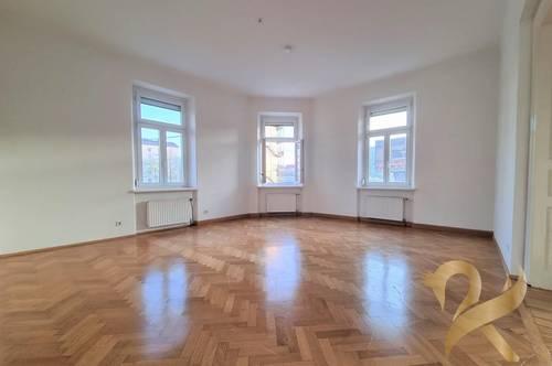 Altbaufans aufgepasst! Preishit!  4-Zimmer Familientraum mit Balkon  in Klagenfurt