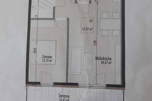 2 Zimmer Gartenwohnung - Erstbezug - zu vermieten