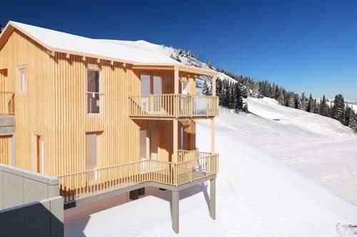 Neubau: Chalet 3 Luxus am Berg