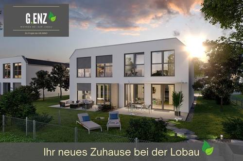 G.ENZ - Moderne Doppelhaushälfte inkl. 2 Stellplätzen