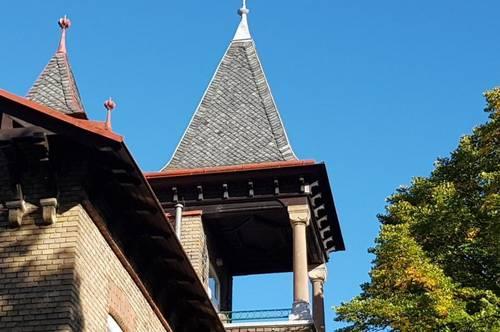 Luxus-Dachetage in Cottagevilla - provisionsfrei