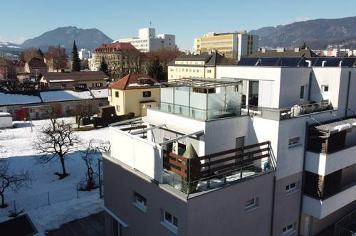 Wunderbares Penthouse im Herzen von Villach