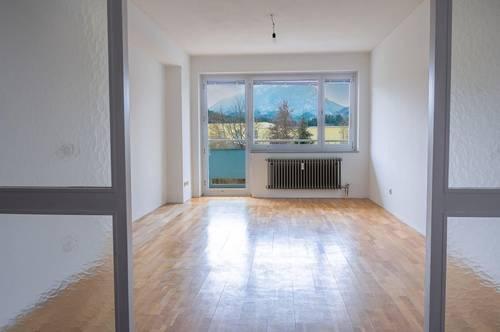 Helle Wohnung mit viel Potenzial - aber kleinen Problemen