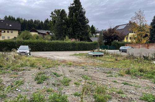 Sonniges ruhiges Bauland in Trettnig - Klagenfurt