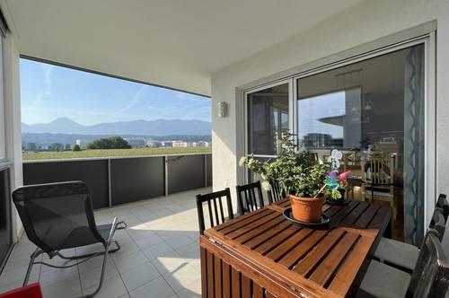 NEUWERTIGE Wohnung nahe der Infineon mit Panoramablick.