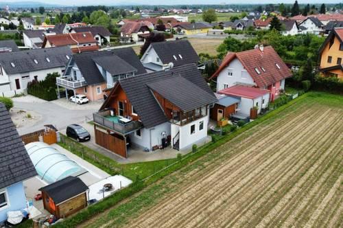 Haushälfte im Grazer Süden