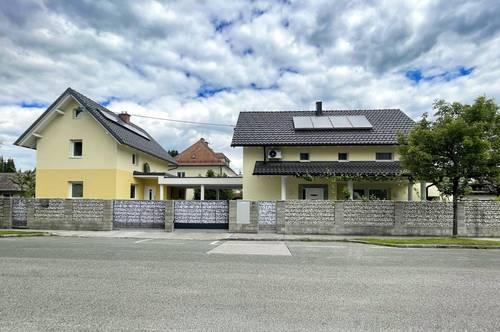Zwei beeindruckende Einfamilienhäuser im Stadtteil St. Martin-Waidmannsdorf