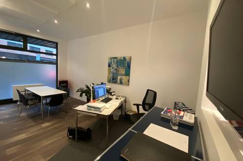 Renoviertes Büro in Salzburger Bestlage