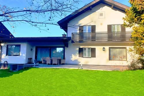 Stadtteil AIGEN: schönes HAUS mit GARTEN, SAUNA, GARAGE, PARKPLATZ - Nähe Schloss Aigen