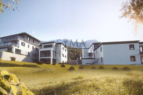 Reserviert: Faaker See Erstbezug: TOP1: Erdgeschosswohnung mit XXL-Terrassenflächen & Bademöglichkeit