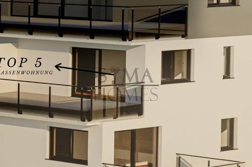 Faaker See Erstbezug: TOP 5 Wohnung im 1. OG mit Bademöglichkeit
