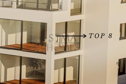 Faaker See Erstbezug: TOP 8 Wohnung mit Wintergarten & Bademöglichkeit