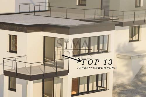 Faaker See Erstbezug: TOP 13 Erdgeschosswohnung mit Bademöglichkeit