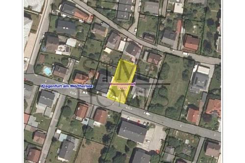 ** Reserviert ** Waidmannsdorf: Sonniges Grundstück nähe Interspar